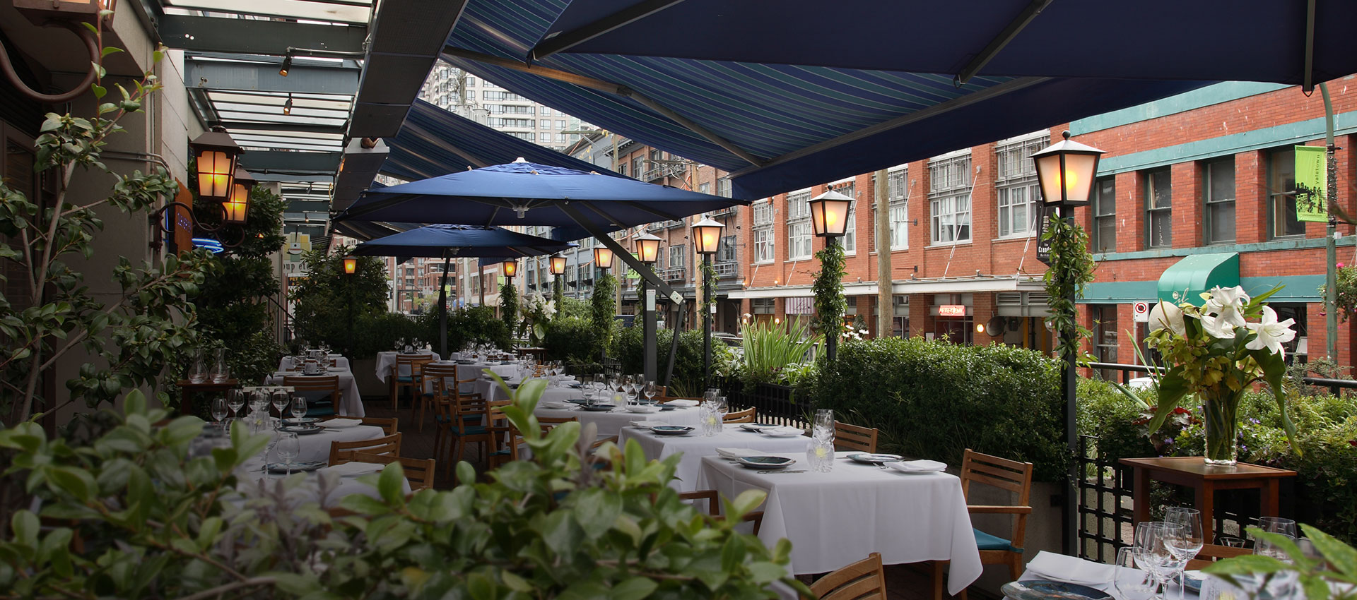 Food + Hospitality | Aquilini Investment Group